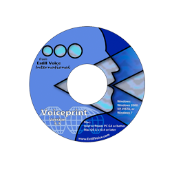 Voiceprint™  CD Version (Mac Edition)
