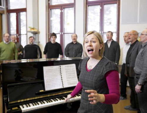 EVT in the Choir Schools for Adults