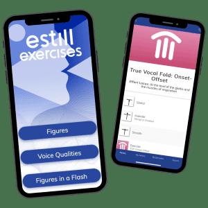 estill voice training app
