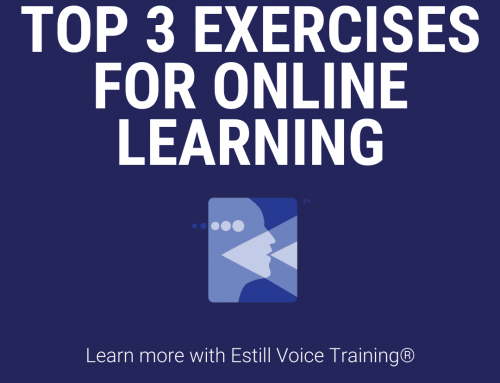 Our Top 3 Vocal Exercises For Online Learning